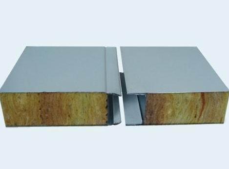 防火岩棉彩钢板