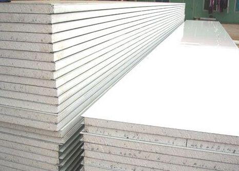 EPS聚苯乙烯彩钢板