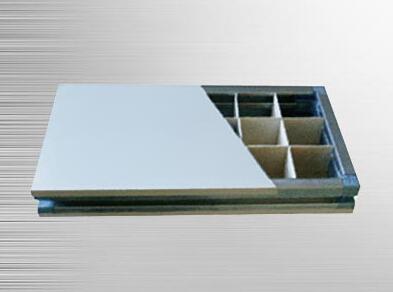 手工玻镁内隔复合彩钢板
